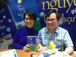 Nhà văn Nguyễn Nhật Ánh ra mắt sách'Làm bạn với bầu trời' nhân dịp Trung thu