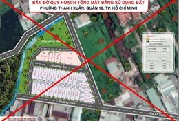 Dự án bất động sản 'ma' -Bài 2: Sẽ xử lý hình sự doanh nghiệp phân lô bán nền đất 'ảo'