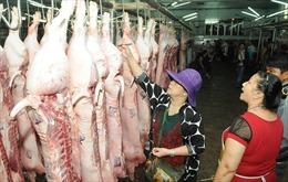 Nguồn cung ít, giá thịt lợn tăng 'chóng mặt' theo ngày