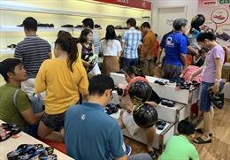 TP Hồ Chí Minh quá tải người mua sắm trong ngày Black Friday