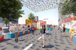 Đặc sắc Lễ hội đường sách Tết Canh Tý 2020