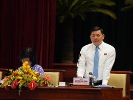 HĐND TP Hồ Chí Minh chất vấn: Đẩy nhanh cấp sổ hồng chung cư và ngăn ngừa xả rác bừa bãi