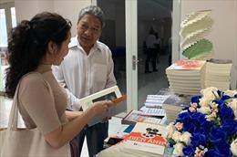 Phát hành các tác phẩm xuất sắc đạt Giải thưởng Văn học nghệ thuật TP Hồ Chí Minh