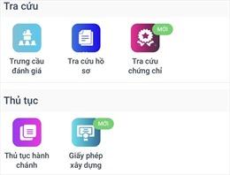 'Nhấp chuột' để tra cứu các dự án nhà ở tại TP Hồ Chí Minh