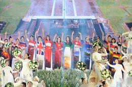 Ấn tượng khai mạc Lễ hội Áo dài TP Hồ Chí Minh năm 2019