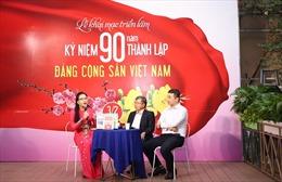 Khai mạc Tuần lễ hoạt động kỉ niệm 90 năm thành lập Đảng Cộng sản Việt Nam tại TP Hồ Chí Minh