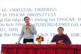 TP Hồ Chí Minh chưa đóng cửa các điểm tham quan, vui chơi giải trí