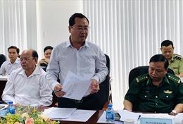 Gia tăng tình trạng buôn lậu khẩu trang y tế qua biên giới Campuchia