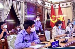 Không nằm trong nhóm làm đẹp, các hiệu cắt tóc tại TP Hồ Chí Minh được mở cửa đón khách