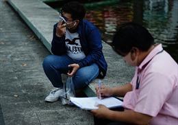 TP Hồ Chí Minh xử phạt 4.360 trường hợp không đeo khẩu trang khi ra đường
