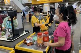 Trung tâm thương mại, siêu thị TP Hồ Chí Minh đông khách trong ngày nghỉ lễ 30/4