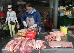 Giá thịt lợn tại các tỉnh phía Nam vẫn ở mức cao do thiếu nguồn cung