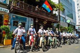 Một ngày 'Theo dấu chân Biệt động Sài Gòn' trong dịp kỷ niệm 30/4 lịch sử