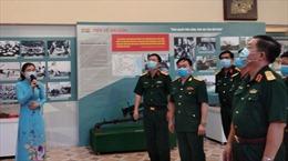 TP Hồ Chí Minh trưng bày 300 bức ảnh và hiện vật 'Mùa xuân Đại thắng'