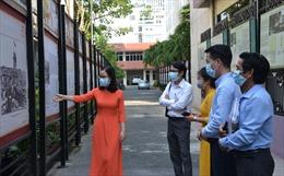 Khai mạc triển lãm 'Thống nhất non sông' bằng công nghệ thực tế ảo tại TP Hồ Chí Minh