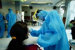 4.289 mẫu xét nghiệm của công nhân TP Hồ Chí Minh âm tính với COVID-19
