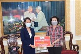 TP Hồ Chí Minh quyên góp trị giá hơn 81,6 tỷ đồng cho phòng chống dịch COVID-19 và hỗ trợ nhân dân vùng hạn, mặn