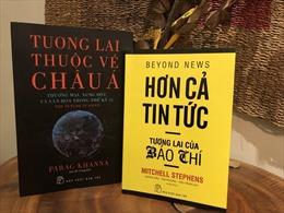 Sách hay về nghề báo ra mắt nhân Ngày Báo chí Cách mạng Việt Nam