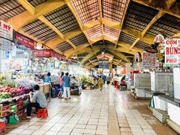 Hỗ trợ tiểu thương các chợ truyền thống