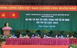 Thành phố Hồ Chí Minh tuyên dương 187 cá nhân, tập thể
