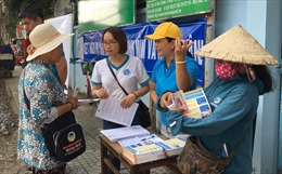 TP Hồ Chí Minh vận động 63.000 người tham gia BHXH, BHYT toàn dân
