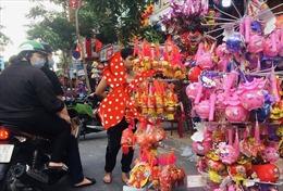 Thị trường lồng đèn Tết Trung thu: Hàng Việt chiếm ưu thế