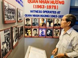 Về nơi nuôi giấu chiến sỹ Biệt động Sài Gòn năm xưa trong ngày Tết độc lập 2/9