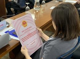 Trao 1.000 giấy chứng nhận cho các dự án nhà ở tại TP Hồ Chí Minh