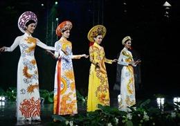 Khai mạc Lễ hội áo dài TP Hồ Chí Minh lần thứ 7 năm 2020