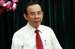 Ông Nguyễn Văn Nên được giới thiệu để bầu vào cương vị Bí thư Thành ủy TP Hồ Chí Minh