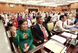 TP Hồ Chí Minh công bố danh sách 61 Uỷ viên Ban Chấp hành Đảng bộ nhiệm kỳ 2020 -2025