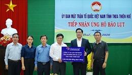 TP Hồ Chí Minh tiếp tục kêu gọi ủng hộ đồng bào bị  ảnh hưởng bởi lũ lụt miền Trung
