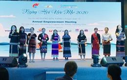 Trao học bổng 'Mở đường đến tương lai'cho nữ học sinh dân tộc thiểu số