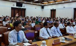 TP Hồ Chí Minh thông qua nghị quyết thành lập thành phố Thủ Đức