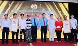 TP Hồ Chí Minh tôn vinh 21 gia đình công nhân tiêu biểu ba thế hệ yêu nghề