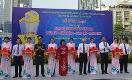 Khai mạc 6 triển lãm chào mừng Đại hội Đại biểu Đảng bộ TP Hồ Chí Minh lần thứ XI
