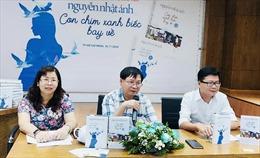 Nhà văn Nguyễn Nhật Ánh ra mắt tác phẩm mới 'Con chim xanh biếc bay về'