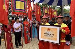 Đình Linh Đông được xếp hạng Di tích lịch sử - văn hóa cấp quốc gia