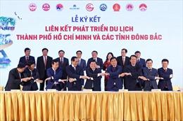 TP Hồ Chí Minh đẩy mạnh liên kết hợp tác du lịch với 8 tỉnh Đông Bắc
