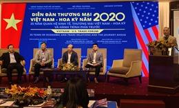 Thúc đẩy quan hệ thương mại hợp tác song phương giữa Việt Nam - Hoa Kỳ