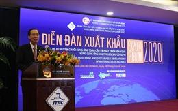 Hỗ trợ doanh nghiệp xuất khẩu tham gia sâu vào chuỗi cung ứng toàn cầu