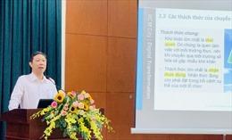 TP Hồ Chí Minh yêu cầu cán bộ phải có cách làm mới để chuyển đổi số hiệu quả