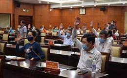TP Hồ Chí Minh có hai Phó Chủ tịch UBND thành phố mới trúng cử