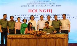 TP Hồ Chí Minh kéo giảm tình trạng hàng rong chèo kéo, cướp giật tài sản của du khách