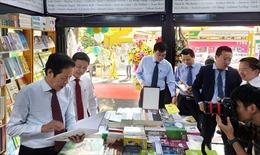 Đường sách TP Hồ Chí Minh là mô hình văn hoá hiện đại đầu tiên tại Việt Nam