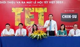Lễ hội Tết Việt TP Hồ Chí Minh diễn ra trong 4 ngày