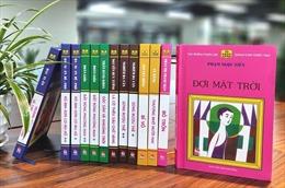 Tái bản 10 tác phẩm văn học tiêu biểu của nền văn học Việt Nam