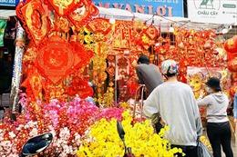 Khám phá chợ Tết đặc trưng ở phương Nam