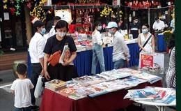 Đường sách TP Hồ Chí Minh đón khoảng 20.000 lượt khách trong dịp Tết Nguyên đán