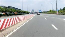 Thành phố Hồ Chí Minh thanh bình trong sáng mùng 1 Tết